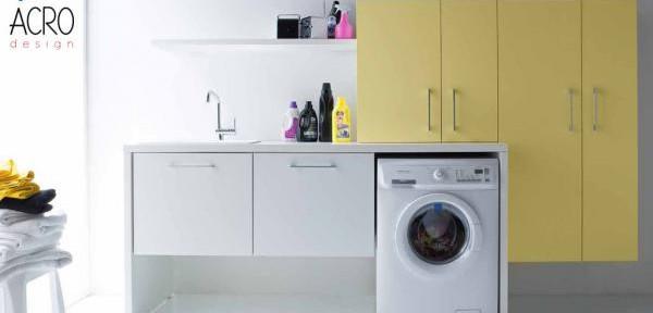 Arredamento Lavanderia | Mobile lavanderia, arredo lavanderia ...